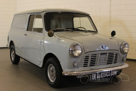 Austin Mini Van 1962 for sale