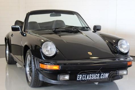 Porsche 911 SC Cabriolet 1983 for sale