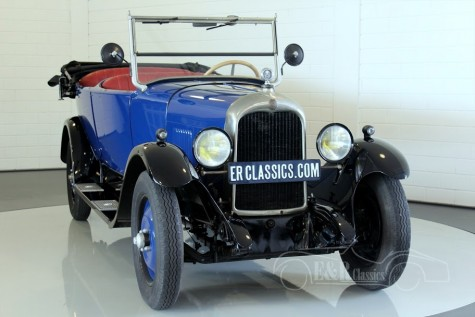 Citroen B14 F Torpedo 1927 for sale