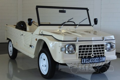 Citroen Mehari Cabriolet 1974 for sale