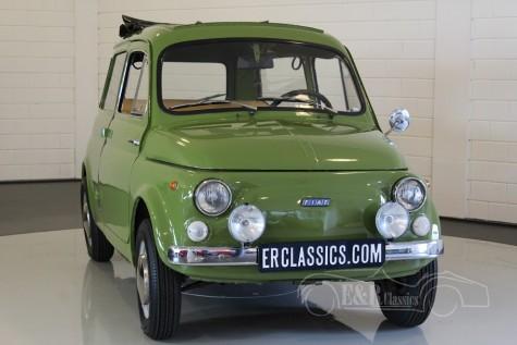 Fiat Giardiniera 500 Estate 1973 for sale