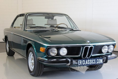 BMW 2800 CS Coupe 1971 for sale