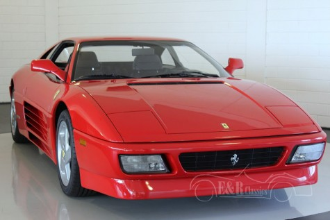 Ferrari 348 TB Coupe 1992 for sale