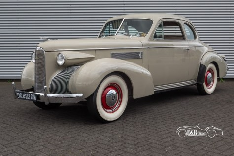 Cadillac LaSalle Business Coupe 1939 for sale
