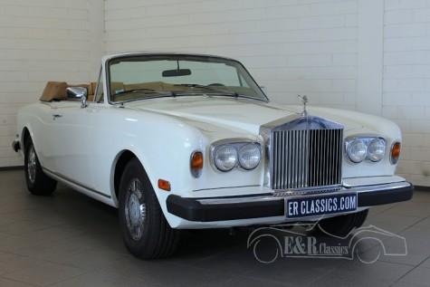 Rolls Royce Corniche Cabriolet 1984 for sale