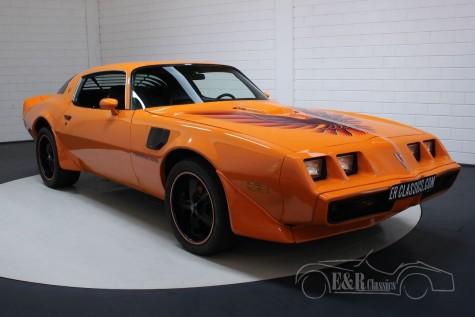 Eladó Pontiac Firebird Trans Am 1979