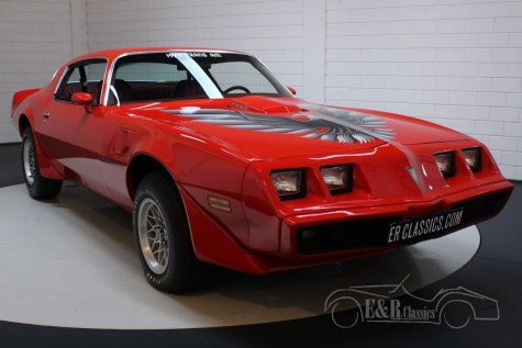 Pontiac Firebird Trans Am 1979 למכירה