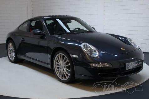 Porsche 997 3.6 Carrera 2007 na prodej