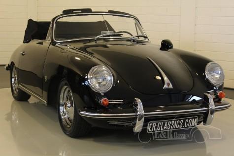 Porsche 356B T6 Cabriolet 1962  for sale