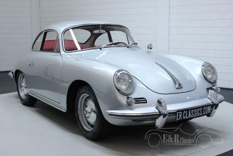 Predaj Porsche 356B T6 Super 90