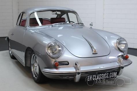 Porsche 356B T6 Coupe 1963 till salu