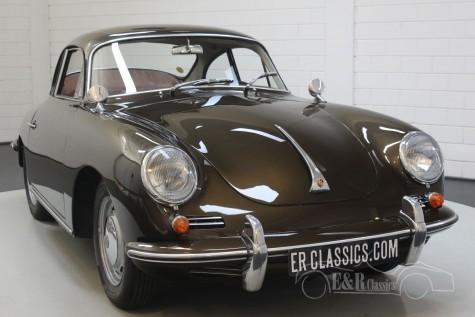 Porsche 356 C Coupe 1964 na prodej