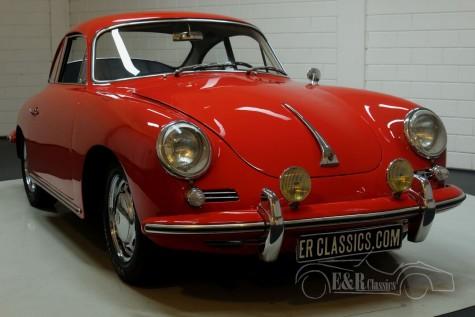 Porsche 356 C Coupe 1964 eladó