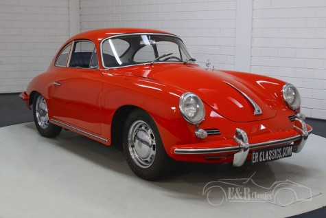 Porsche 356C for sale