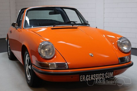 Porsche 911 T Targa 1971  for sale