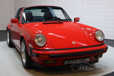 Prodej Porsche 911 3.2 Targa 1985
