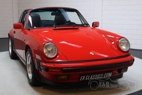 Porsche 911 3.2 Targa 1985 de vânzare