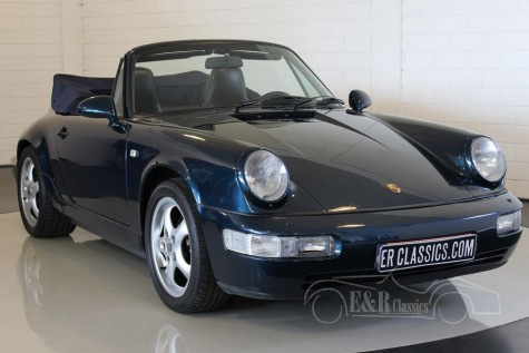 Porsche 911 964 Carrera 2 cabriolet 1991 for sale