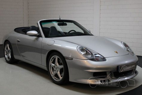 Porsche 911 Carrera 2 3.4 996 1998 na prodej