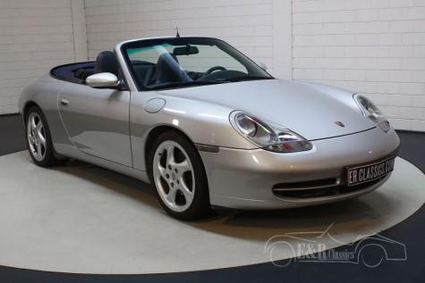 Prodám Porsche 911 Carrera Cabriolet