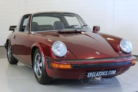 Porsche 911 S Targa 1976 for sale