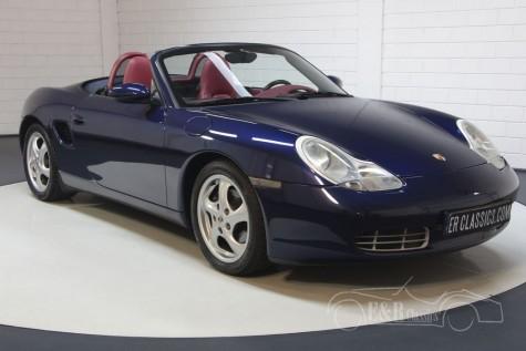 Porsche Boxster eladó