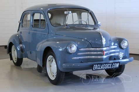 Renault 4 CV Saloon 1956  for sale