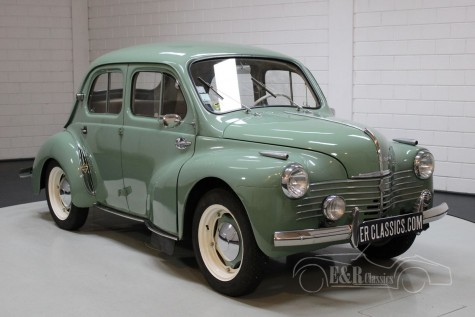 Renault 4CV 1957 à venda