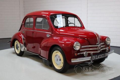 Sprzedaż Renault 4CV 1958