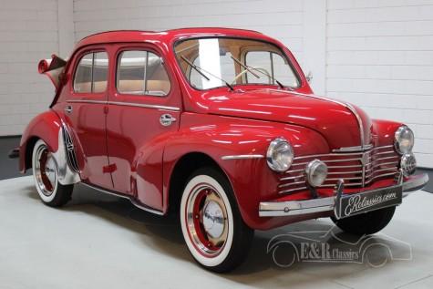 Prodej Renault 4CV Cabriolet 1951