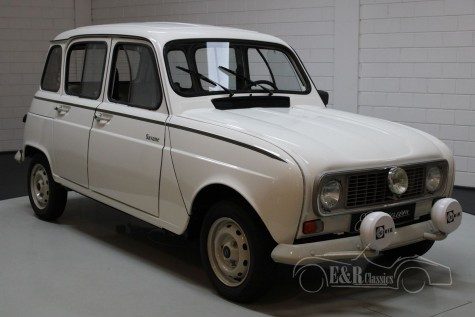 Renault R4 Savane 1988 na prodej