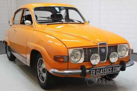 Saab 96 1.7S Rally 1976 for sale