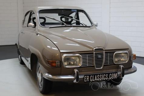 Saab 96 V4 1973 للبيع