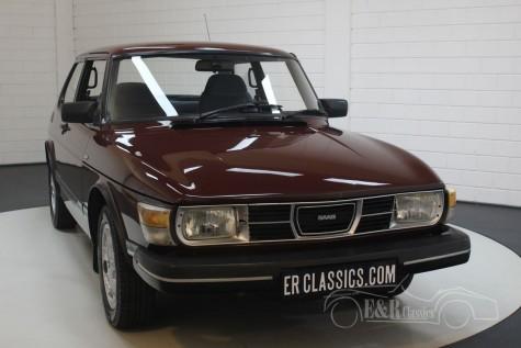 Predaj SAAB 99 GL 2-dvere Notchback 1983