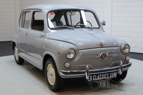 Fiat Seat 800 extended 600 1967 for sale