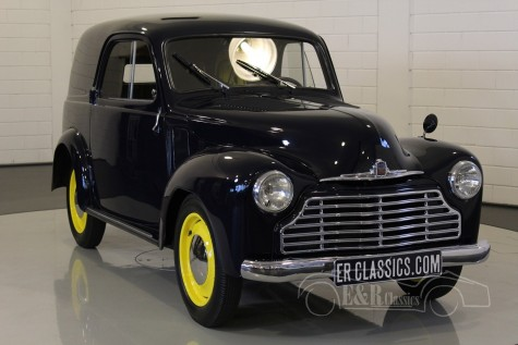 Simca 6 Fourgonette 1950 for sale