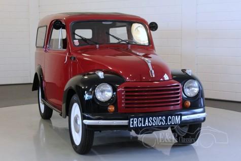 Steyr Fiat 500C Van 1954 for sale