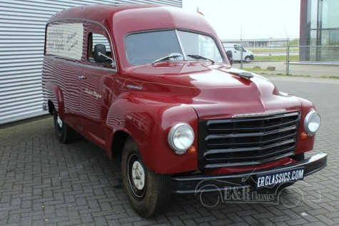 Studebaker R10 Panel Van 1950  for sale