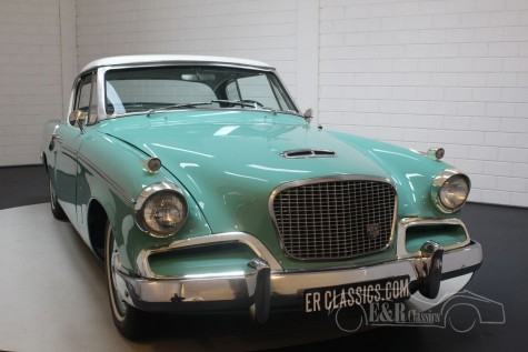 Sprzedaż Studebaker Sky Hawk Coupé 1956