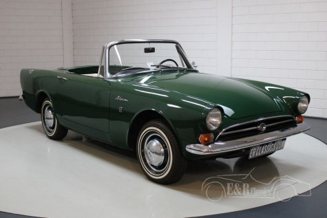 Sunbeam Alpine למכירה