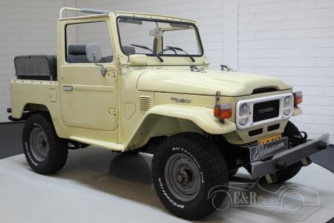Eladó Toyota Landcruiser FJ40 1983