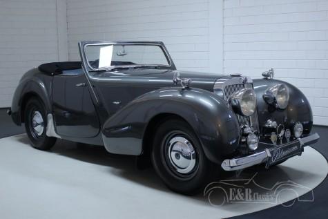 Triumph Roadster 18TR 1946 till salu