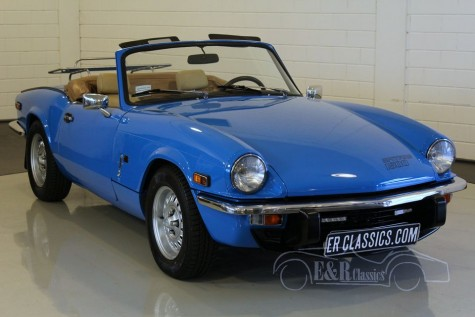 Triumph Spitfire 1500 Roadster 1979 for sale