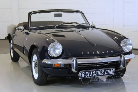 Triumph Spitfire MK3 Cabriolet 1969 for sale