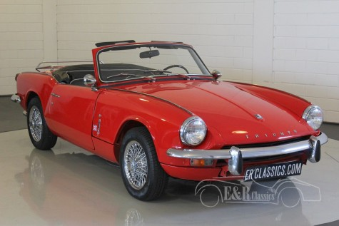 Triumph Spitfire MK3 Roadster 1969 for sale