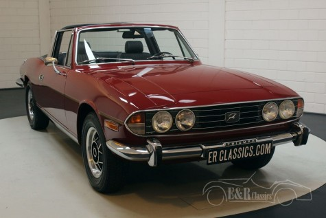 Triumph Stag Cabriolet 1977 for sale