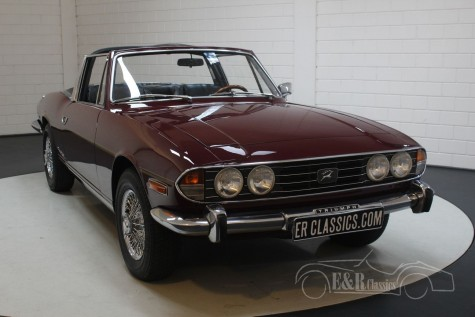 Triumph Stag V8 cabriolet 1972 for sale