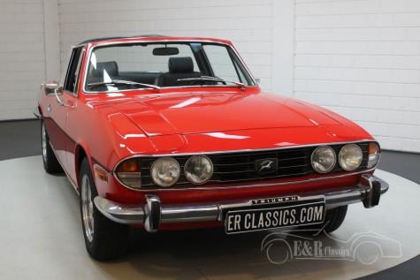 Triumph Stag 3.0 V8 1974 till salu