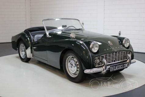 Prodej Triumph TR3A