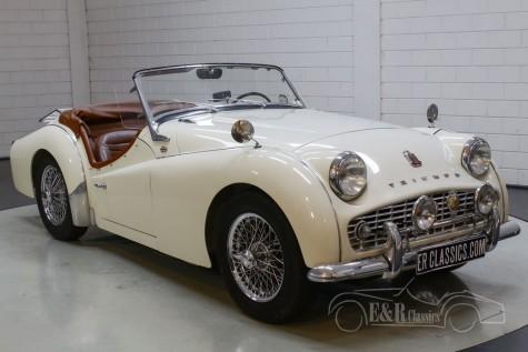 Triumph TR3A na predaj